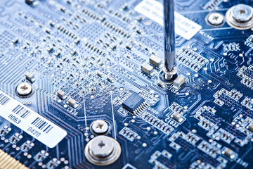printed circuit board repair