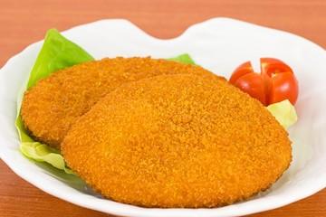 filetto di pesce impanato