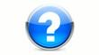 Question mark - Round button