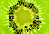Fototapeta owoc - zielony - Tła