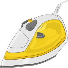 Electric steam iron