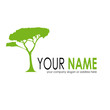 Logo green company # Vector