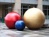 Christmas-tree decoration balls - 39792638