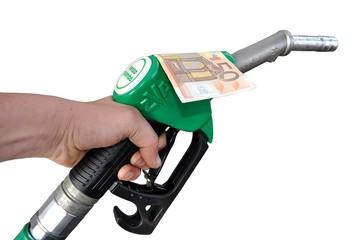 Erogatore benzina