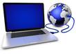 Laptop Netzwerk
