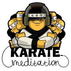 Karate music