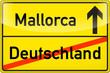 nach Mallorca