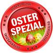Button Osterspezial Ostereier rot