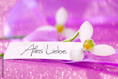 Alles Liebe 3