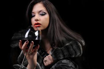 drinking vine
