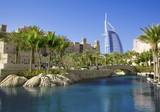 Fototapety Dubai skyline