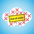 "Cloud Computing, ""Out of order"""