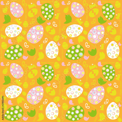 easter_orange_background