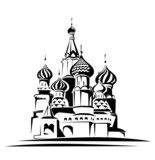 Fototapety saint basil cathedral