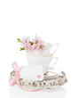Blossom Cups & Saucers