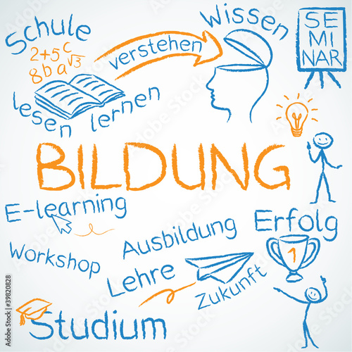 Concept, Bildung