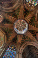 Octagon tower, Ely Cathedral