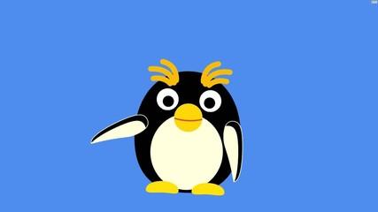 ペンギンの散歩01b