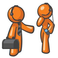 Orange Man Customer Service