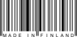 Barcode - Made in Finland