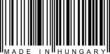 Barcode - Made in Hungary