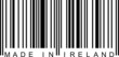 Barcode - Made in Ireland