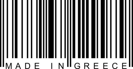 Barcode - Made in Greece
