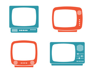 vintage tv frames 1