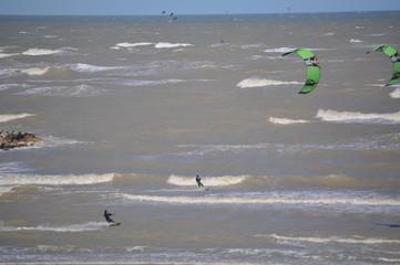 kite-surf a Pescara