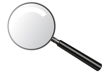 Vectorial magnifying glass