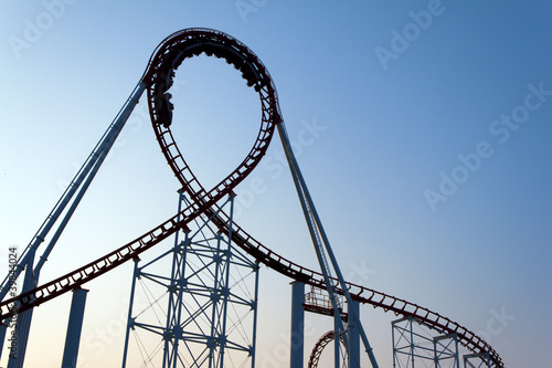 Roller Coaster - 39844024