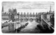 Ancient Paris - 17th century