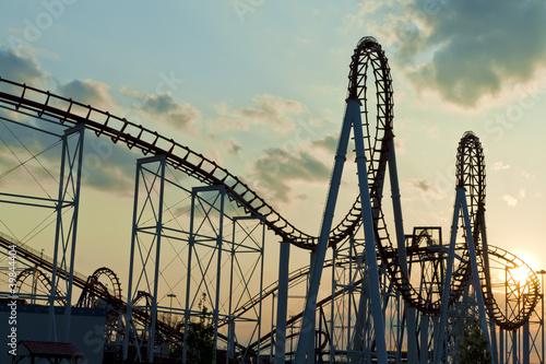 Roller Coaster - 39844404