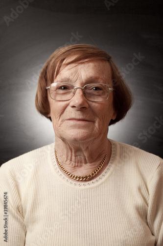 ritratto di nonna