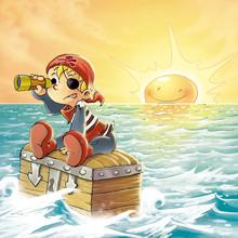 Piraatjongen