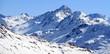 Fototapete Alpen - Urlaub - Hochgebirge