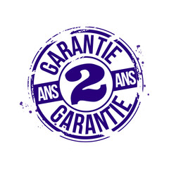 timbre garantie 2 ans