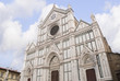 Santa Croce Church in Florence Italy