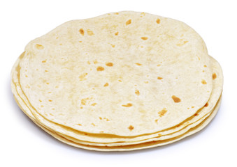 Tortillas mexicanas.