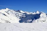 Fototapete Alp - Klosters - Hochgebirge
