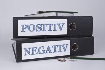 Positiv - negativ