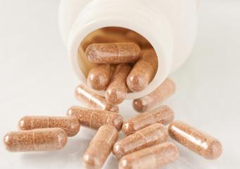 organic pills