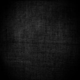 Black square canvas background or texture