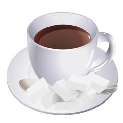 café + sucre