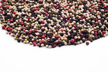 Mixed Colored Peppercorn