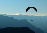Parapente-montagne