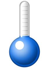 symbolic thermometer