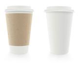 Fototapety Coffee cups
