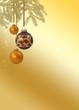 Elegant Golden Christmas