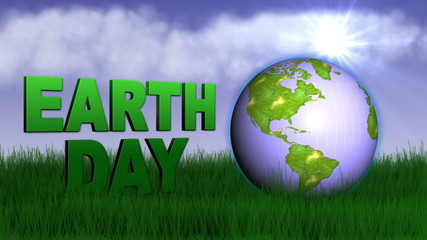 Earth Day and World - HD1080